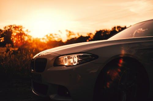 Fotos de stock gratuitas de amanecer, asfalto, automotor, automóvil