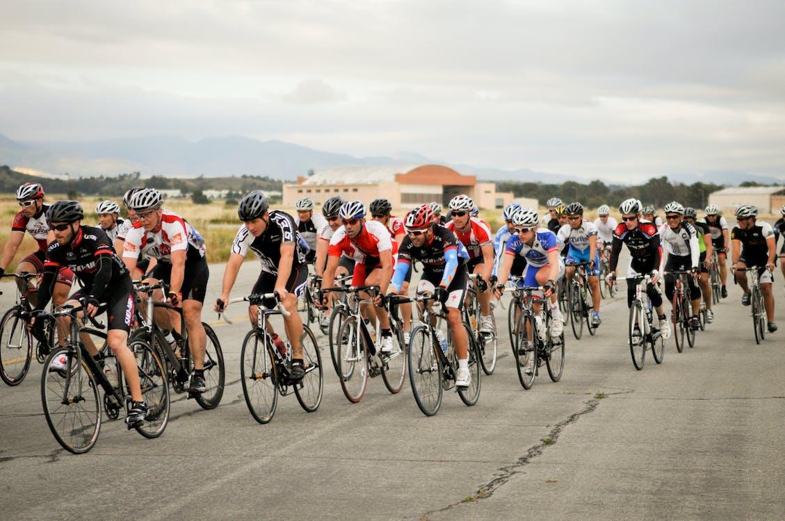 atlet, atleter, cykling