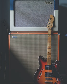 Free stock photo of creative, music, jam, electric guitar