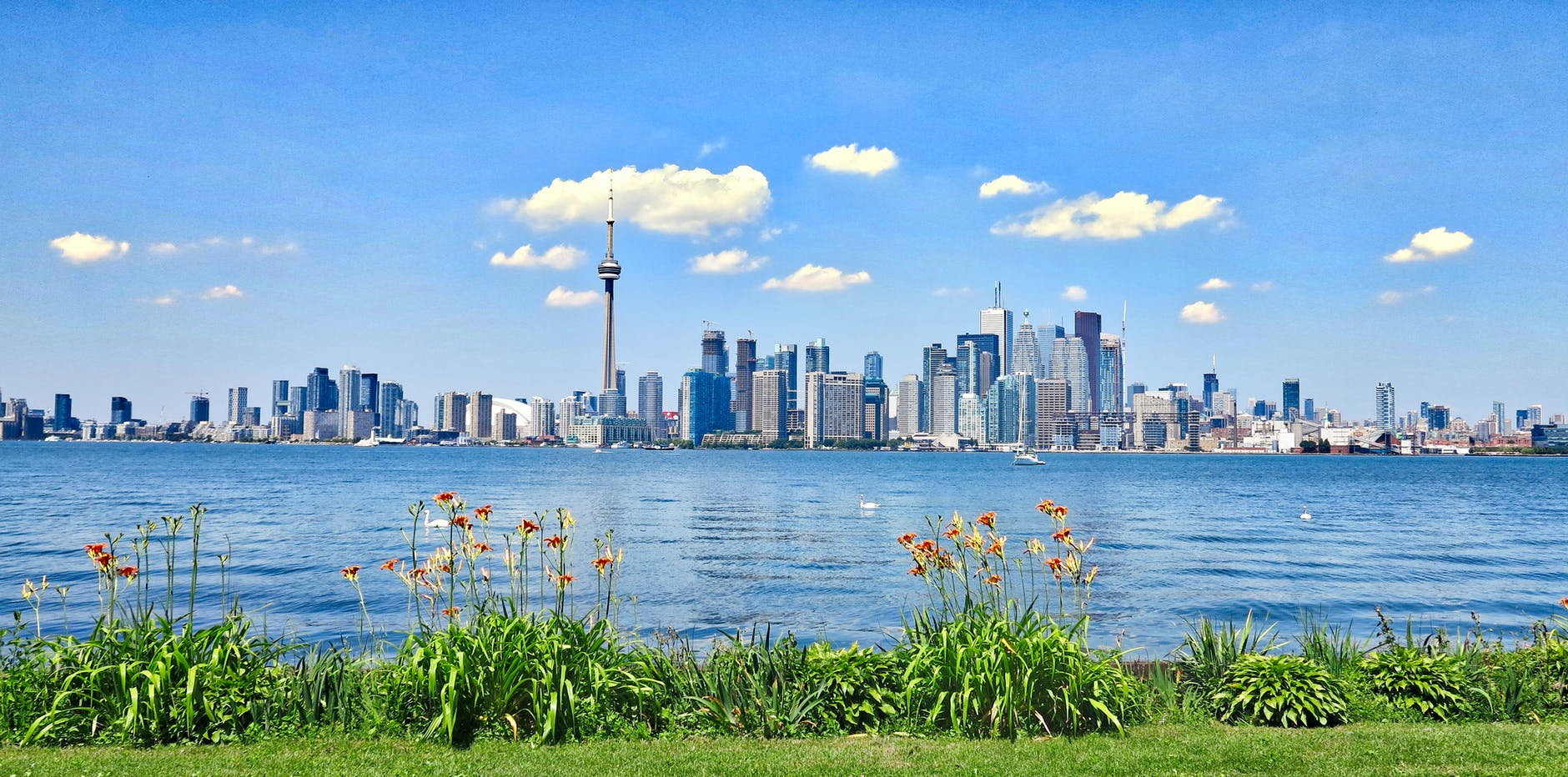 Toronto is one of the most livable cities in Canada
