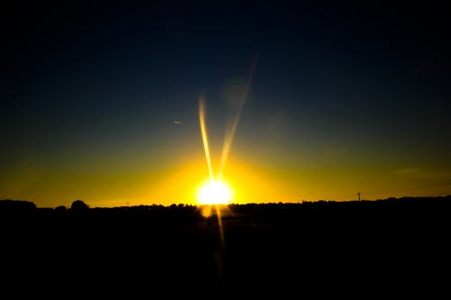 Free stock photo of early morning, golden hour, golden sun