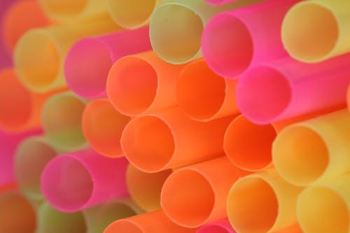 Ilmainen kuvapankkikuva tunnisteilla appelsiini, juominen olki, keltainen, oranssi
