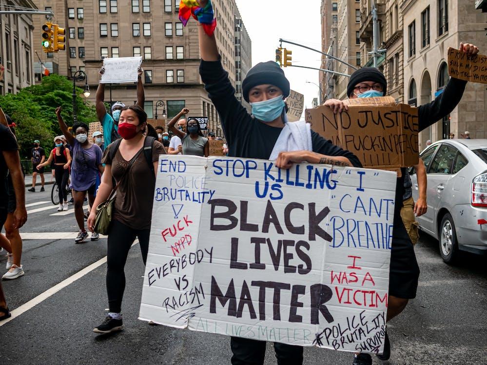 Peaceful Protestors, protestors