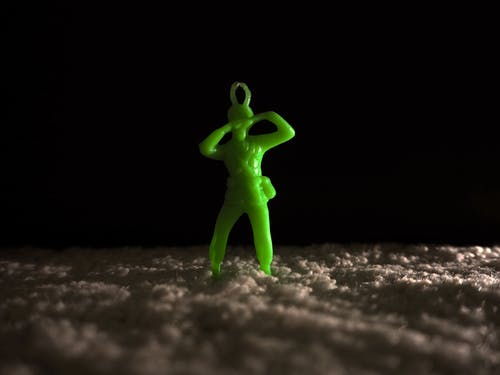Free stock photo of Army Toy Soldier