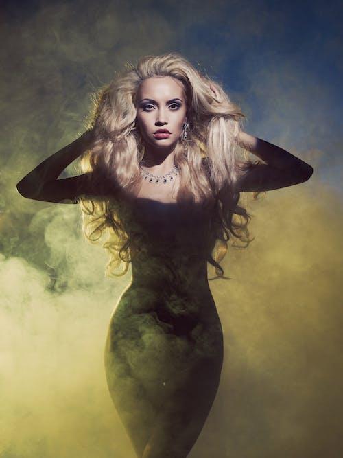Foto d'estoc gratuïta de bellesa, bonic, cabell, cabells