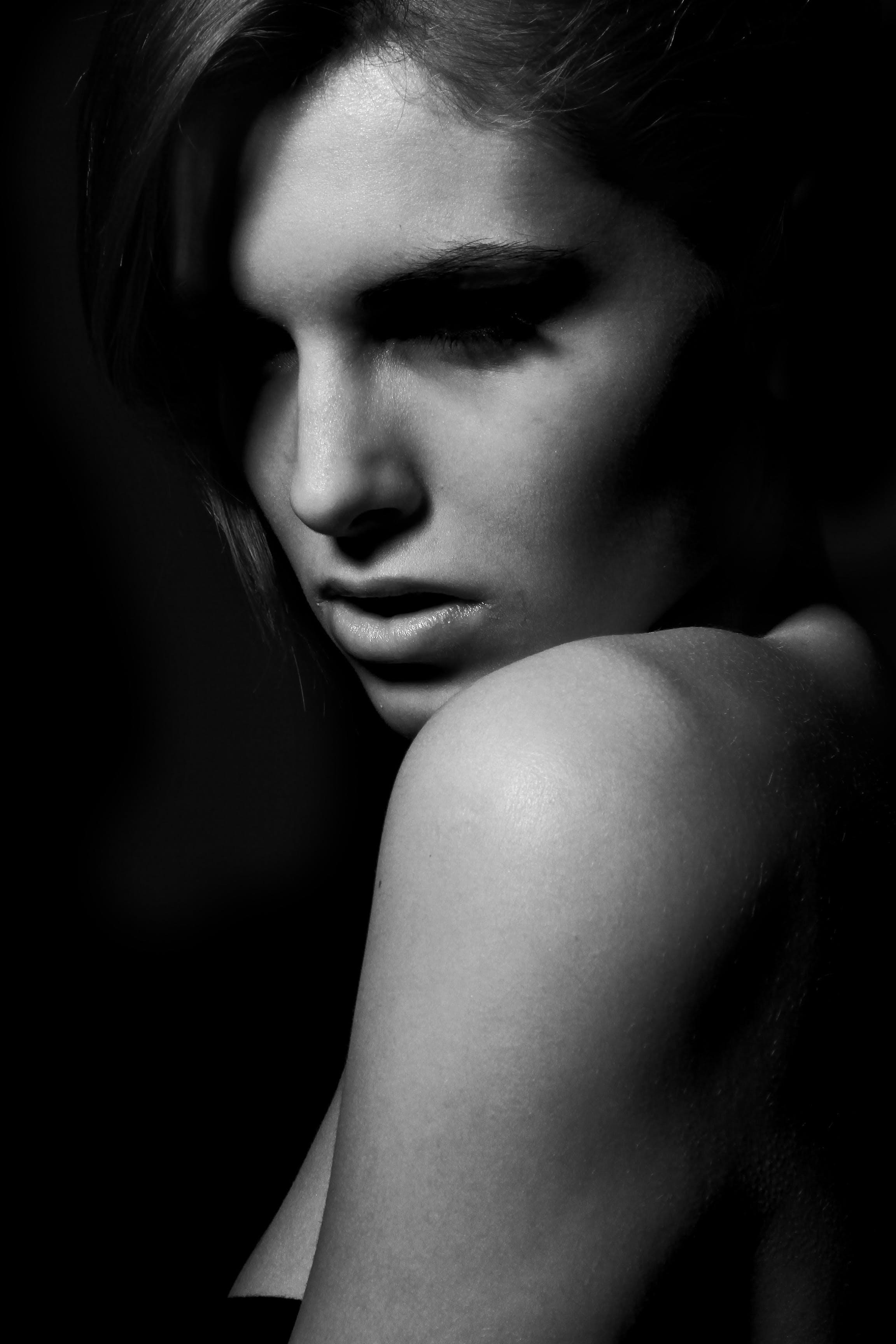 Free stock photo of person, woman, dark, girl