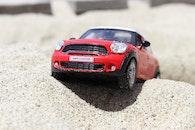 sand, car, toy