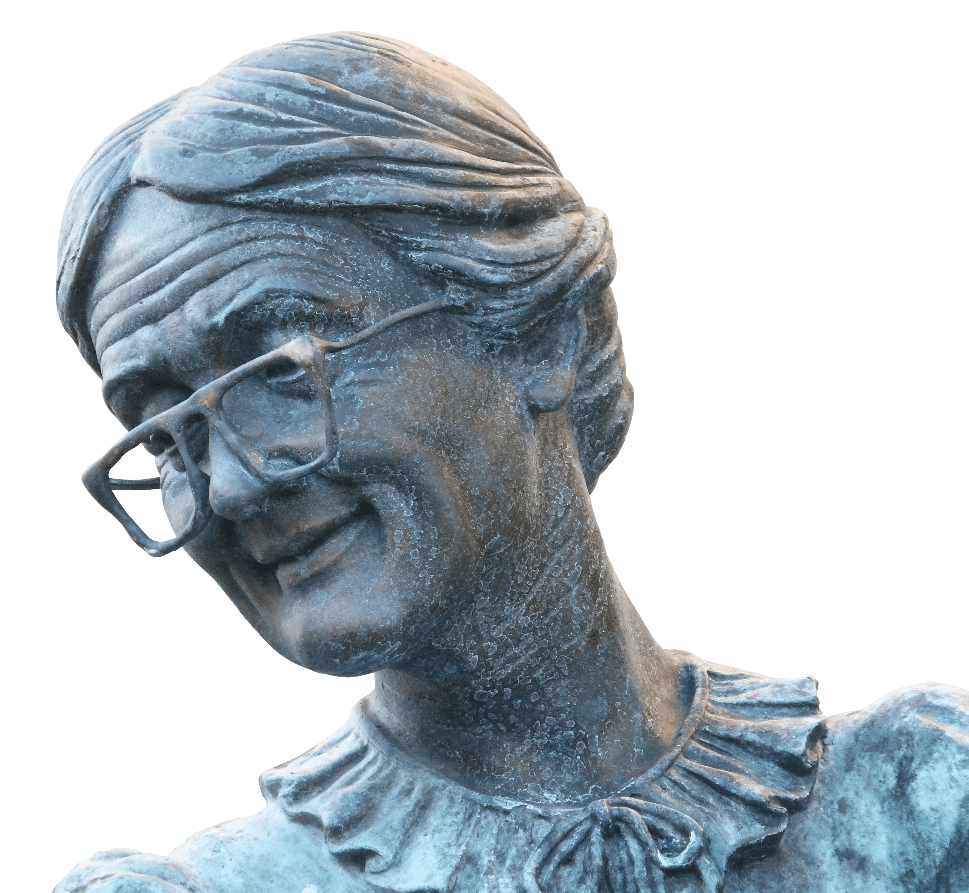 Free stock photo of woman, statue, face, sculpture