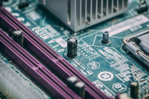 Foto profissional grátis de aparelhos, capacitor, ciclo, circuito