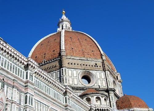 Foto profissional grátis de abóboda, alvenaria, arquitetura, brunelleschi