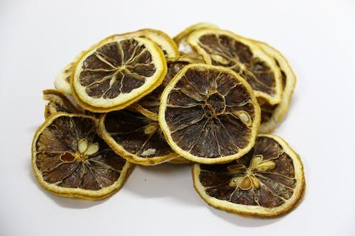 Foto stok gratis buah, buah-buahan, jeruk lemon, kering