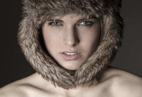Gratis lagerfoto af ansigtsudtryk, close-up, elegant, glamour