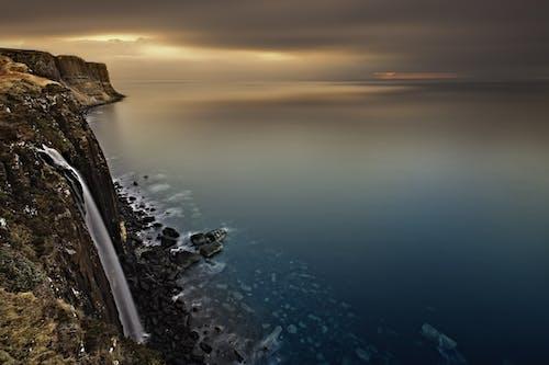 Kostnadsfri bild av berg, hav, himmel, horisont