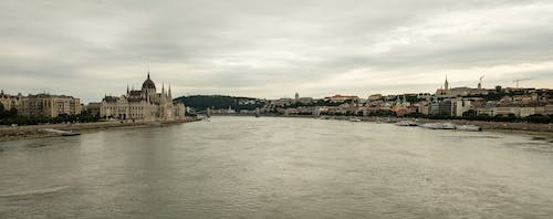 Free stock photo of budapest, danube, hungarian parliament building