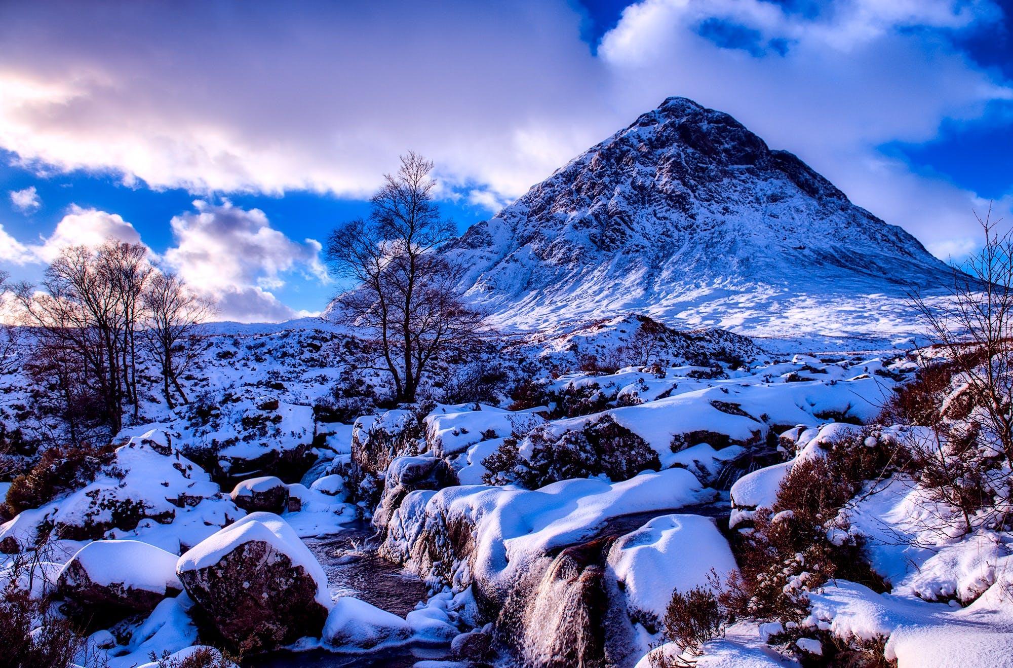 Δωρεάν στοκ φωτογραφιών με αυγή, βουνό, βράχια, βραχώδης