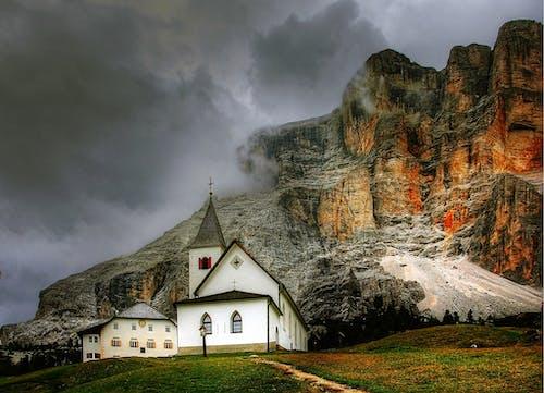 Δωρεάν στοκ φωτογραφιών με highlands, αρχιτεκτονική, βουνά, βραχώδης