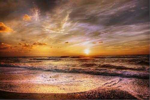 Ảnh lưu trữ miễn phí về bầu trời, biển, bình dị, bình minh