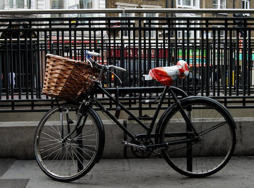 Free stock photo of bicycle, still life