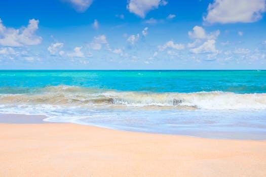 Free stock photo of sea, nature, sky, sand