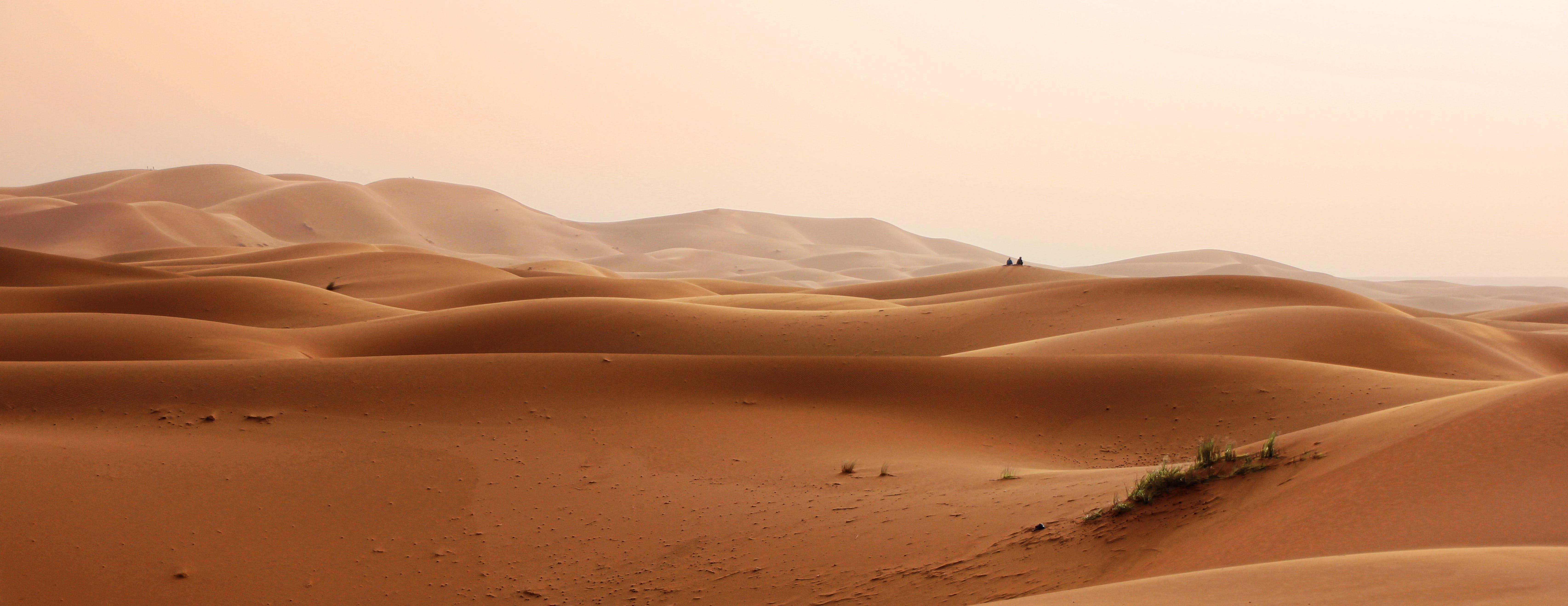 denní světlo, duny, HD tapeta