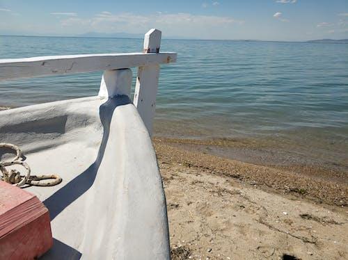 Free stock photo of background, boat, fishing boat