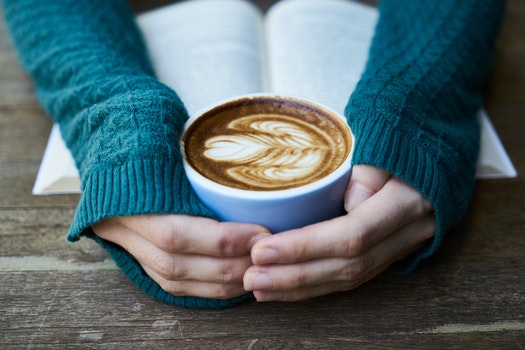 Free stock photo of wood, hands, caffeine, coffee