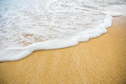 Free stock photo of sea, landscape, beach, water