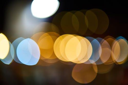 Δωρεάν στοκ φωτογραφιών με θαμπός, θολός, θολούρα, φώτα