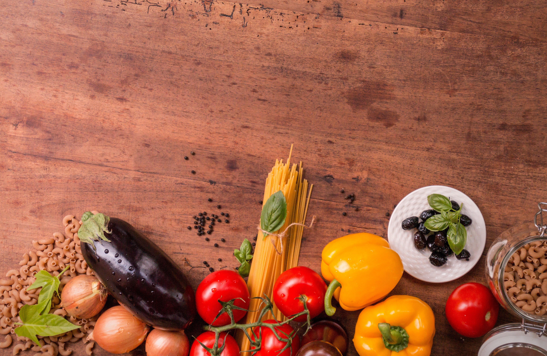 Foto profissional grátis de alimento, cebolas, cozinha, de cima