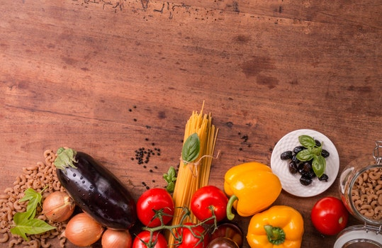 Free stock photo of food, vegetables, wood, tomatoes