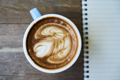 Darmowe zdjęcie z galerii z brązowy, cappuccino, ciemny, drink