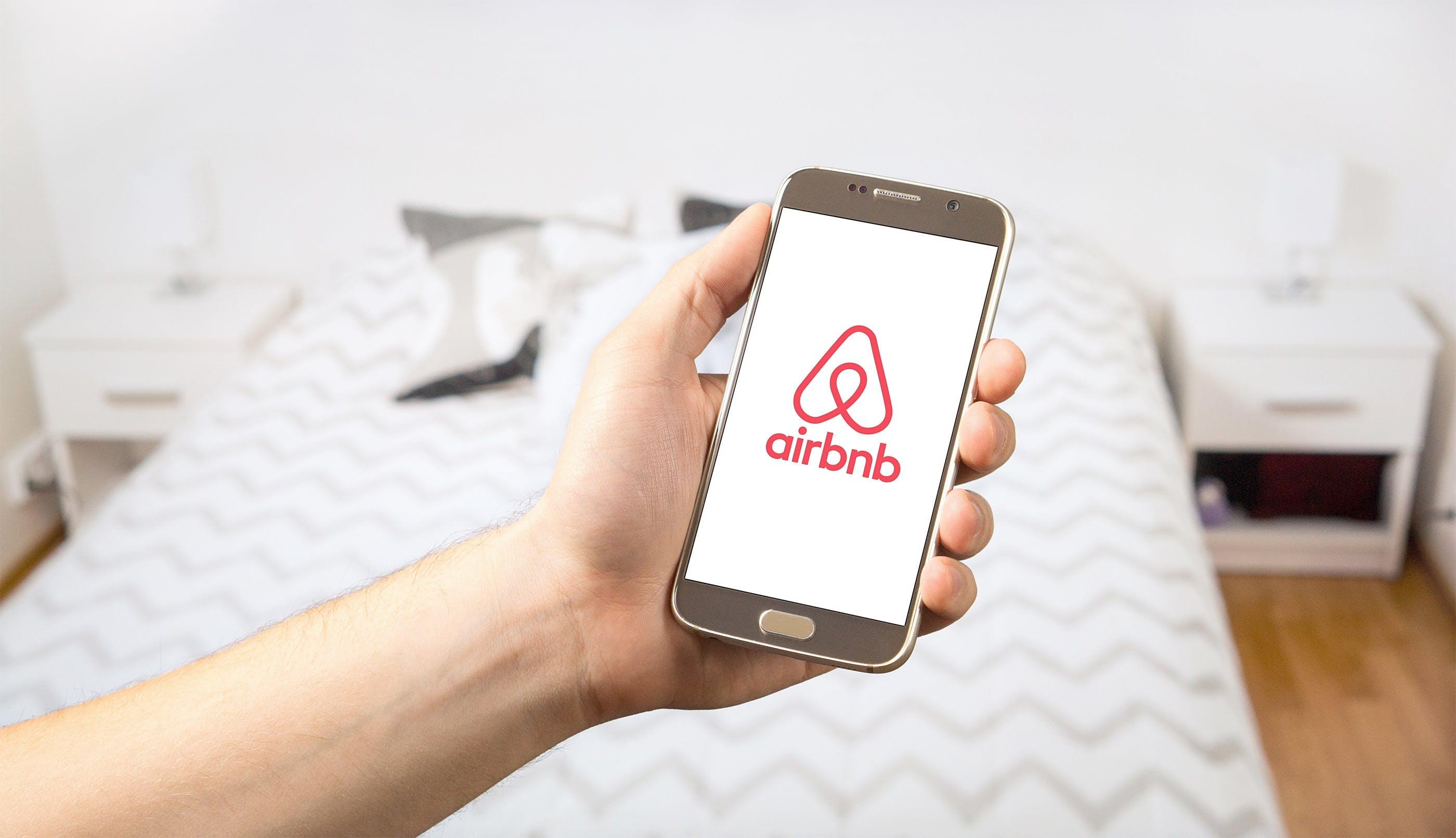 airbnb, apartment, app