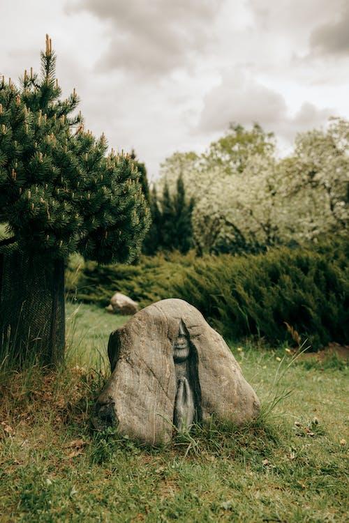 Foto profissional grátis de a estátua, alvorecer, amanhecer