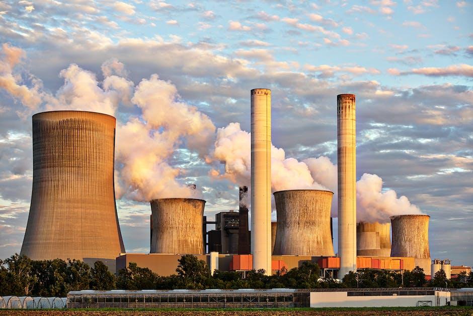 air, air pollution, chimney