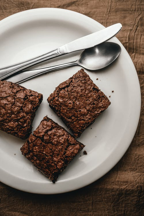 Ingyenes stockfotó arte de comida, bolo, brownie, brownie-k témában