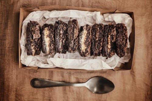 Ingyenes stockfotó bolo, brownie-k, comida, csendélet témában