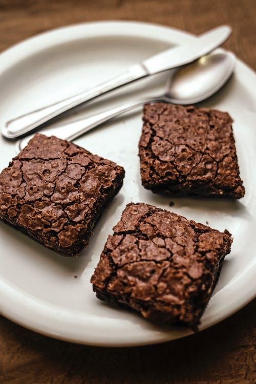 Ingyenes stockfotó aprósütemény, bolo, brownie, brownie torta témában
