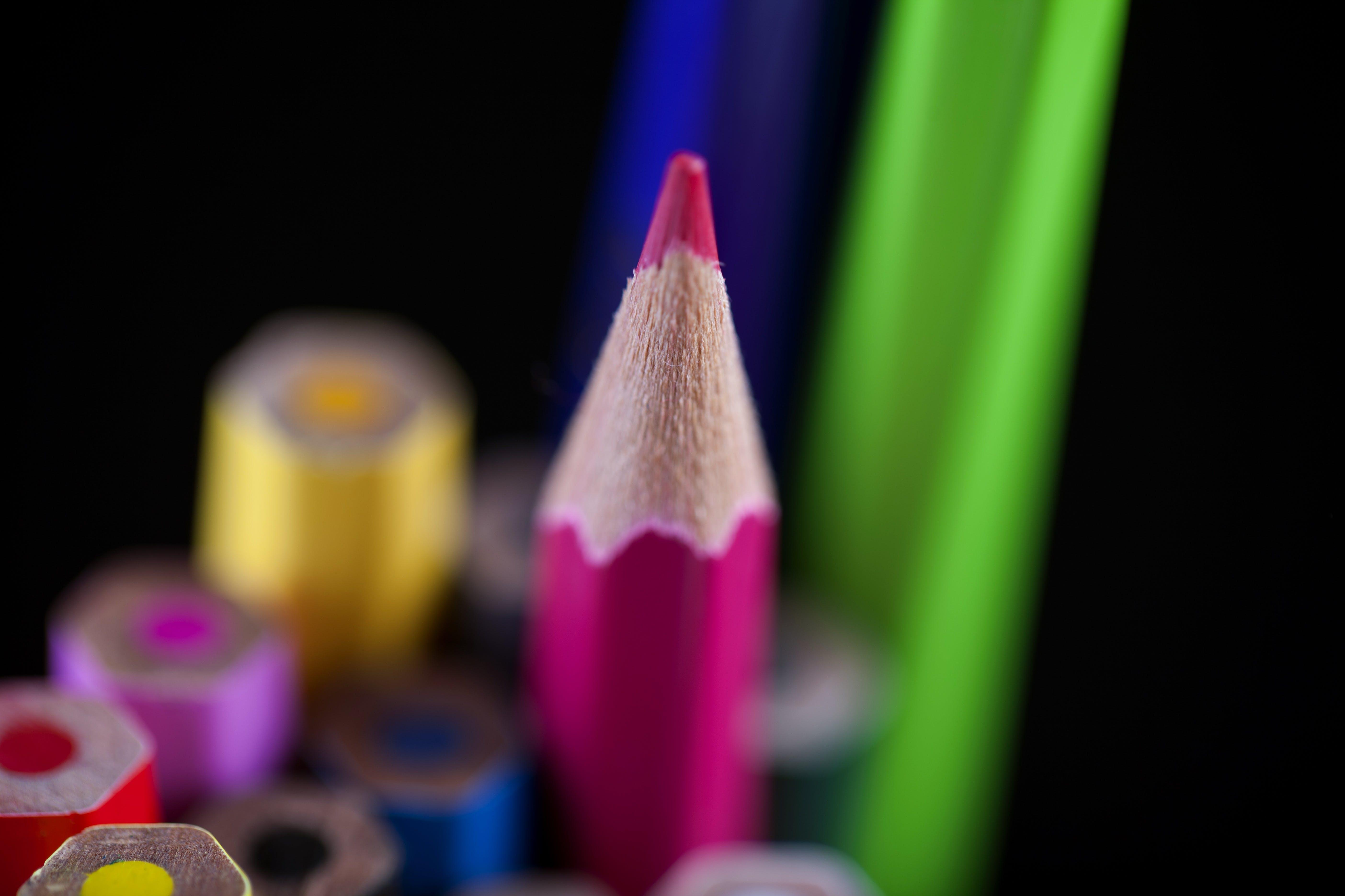 Foto d'estoc gratuïta de Art i manualitats, coloració, colorit, colors