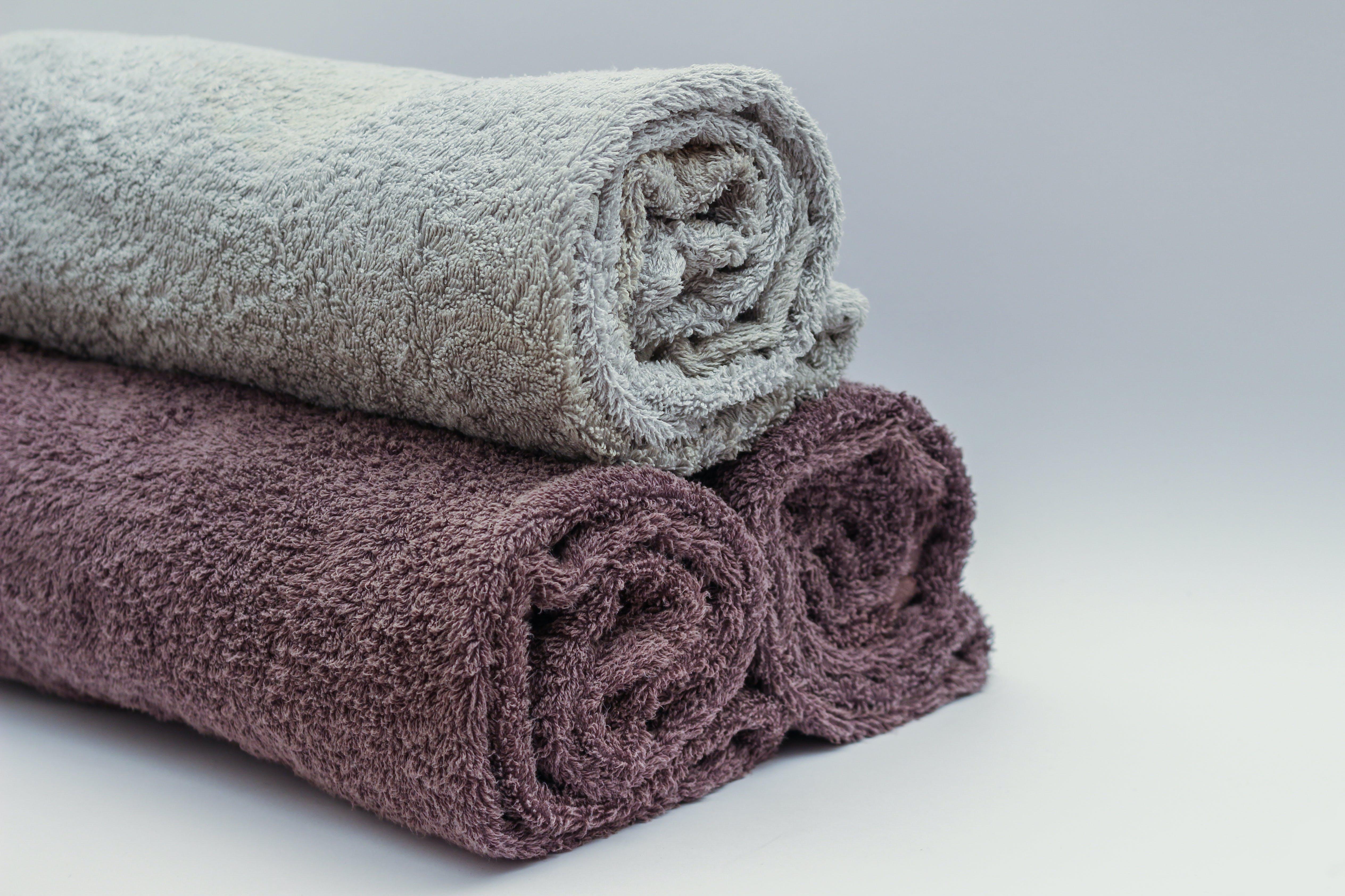 bath towels, bathroom, towels