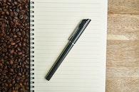wood, dark, notebook