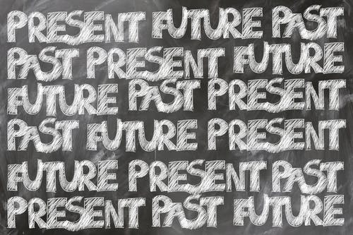 Present Future Past Text