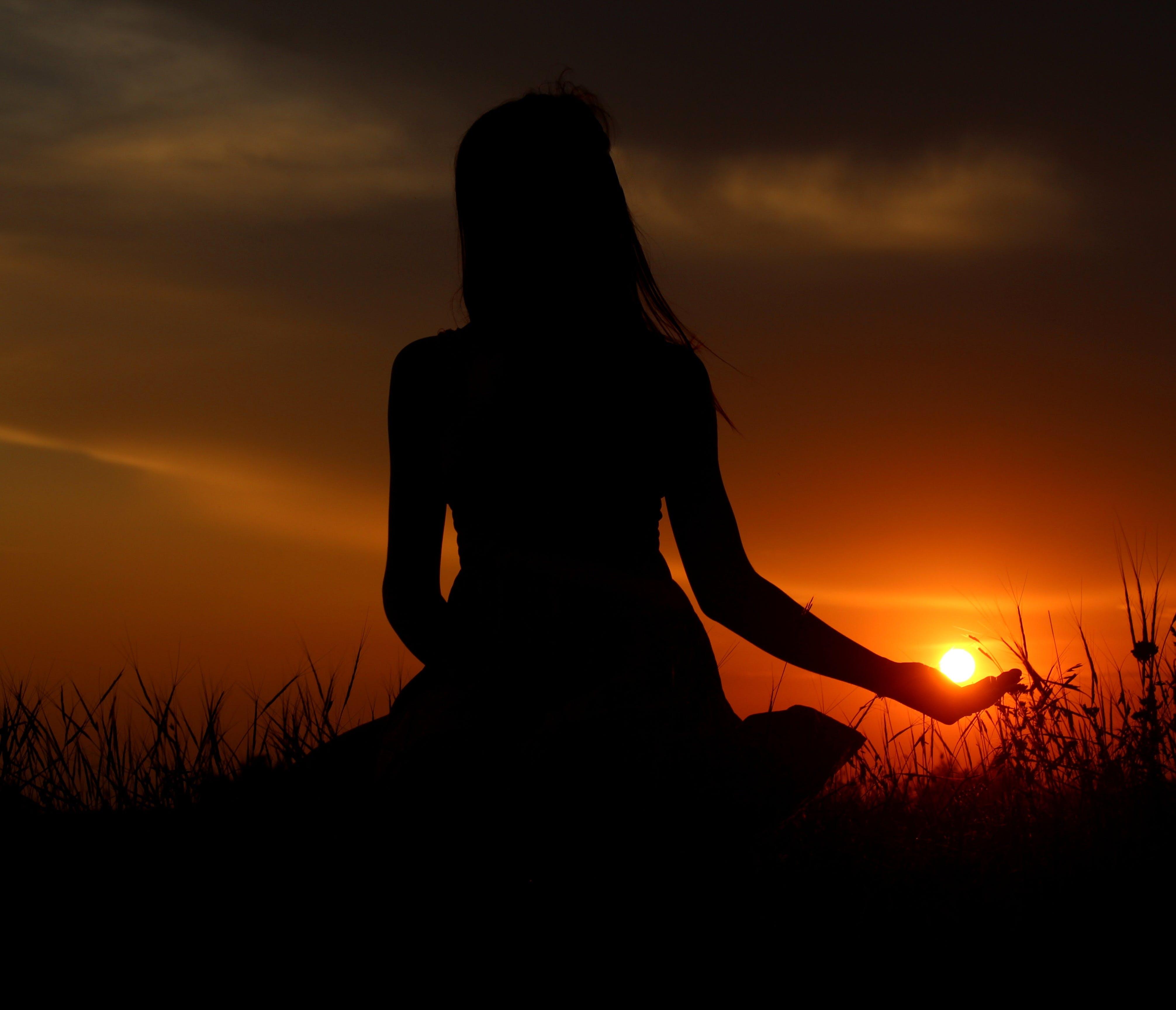 คลังภาพถ่ายฟรี ของ คน, ดวงอาทิตย์, ตอนเย็น, ตะวันลับฟ้า