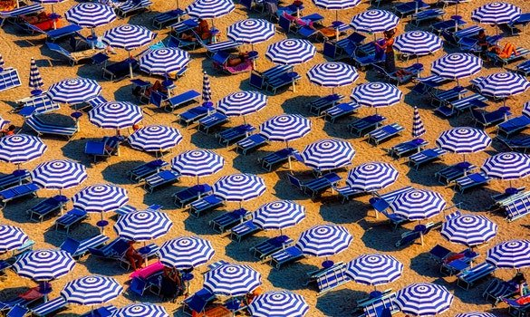Free stock photo of beach, holiday, vacation, people