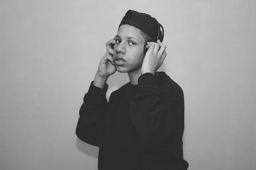 Безкоштовне стокове фото на тему «bw, аудіо, афроамериканський чоловік»