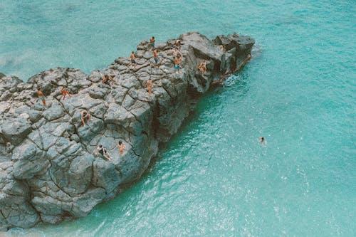 Immagine gratuita di azzurro, blu, hawaii