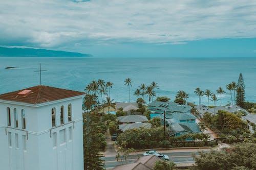 Immagine gratuita di azzurro, blu, chiesa