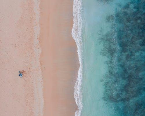 Kostenloses Stock Foto zu blau, chillen, entspannen, hawaii