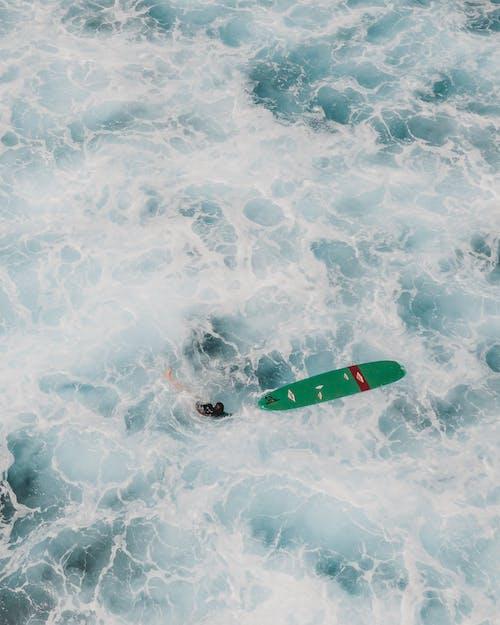 Foto d'estoc gratuïta de acomiadar-se, aigües braves, càmera drone