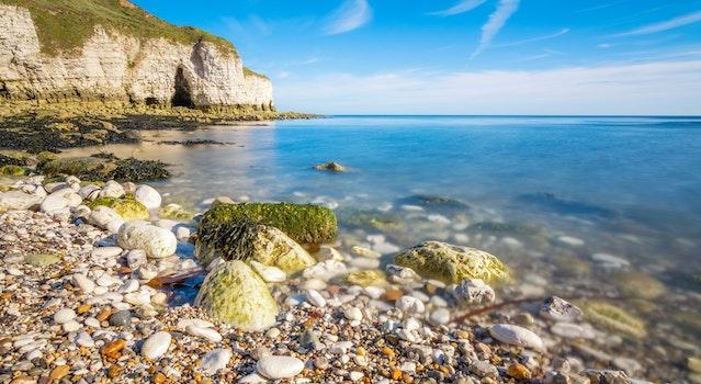 Free stock photo of sea, nature, sunny, beach