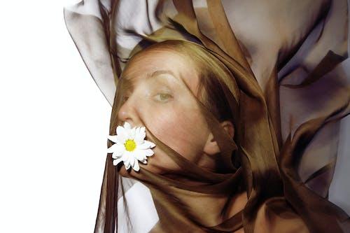 Foto profissional grátis de acessório, aus, beleza, cachecol